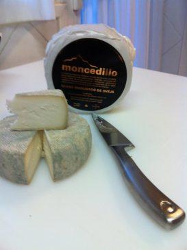 Juan Echanove recomienda los quesos de Moncedillo