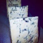 Queso azul de leche de oveja (cuña de 400 gr.)