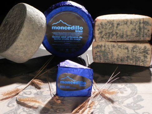 Moncedillo Blue