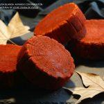 Moncedillo: Queso de oveja afinado con pimentón
